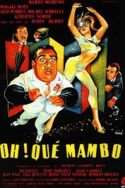 background picture for movie Oh que mambo
