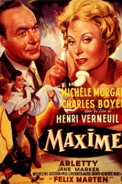 background picture for movie Maxime
