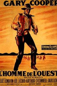 Affiche du film : L'homme de l'ouest