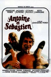 background picture for movie Antoine et sebastien
