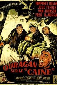 Affiche du film : Ouragan sur le caine