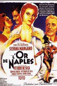 Affiche du film : L'or de naples