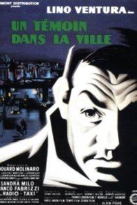 Affiche du film : Un temoin dans la ville
