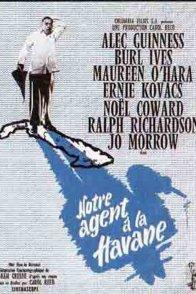 Affiche du film : Notre agent à La Havane
