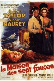 background picture for movie La maison des sept faucons