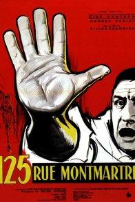 Affiche du film : 125, rue Montmartre