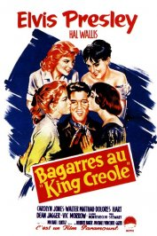 background picture for movie Bagarres au King Creole