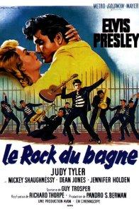 Affiche du film : Le rock du bagne
