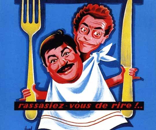Photo du film : Les pique assiette
