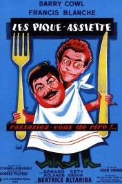background picture for movie Les pique assiette