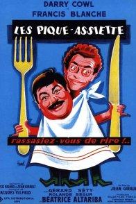Affiche du film : Les pique assiette
