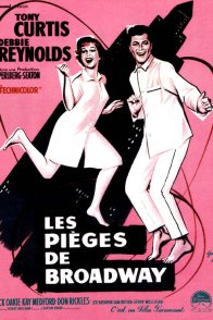 Affiche du film : Les pieges de broadway