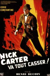 background picture for movie Nick carter va tout casser