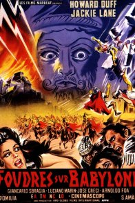 Affiche du film : Foudres sur babylone
