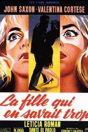 background picture for movie La fille qui en savait trop