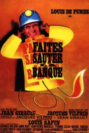 background picture for movie Faites sauter la banque