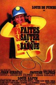Affiche du film : Faites sauter la banque