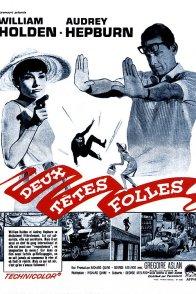 Affiche du film : Deux têtes folles