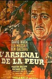 background picture for movie L'arsenal de la peur