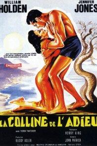 Affiche du film : La colline de l'adieu
