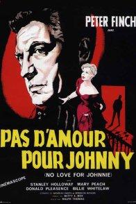 Affiche du film : Pas d'amour pour johnny