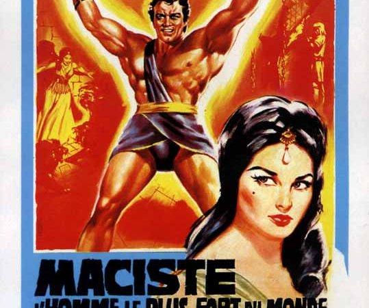 Photo du film : Maciste, l'homme le plus fort du mon