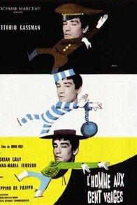Affiche du film : L'Homme aux cent visages
