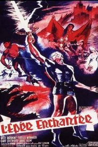 Affiche du film : L'epee enchantee