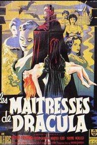 Affiche du film : Les Maîtresses de Dracula