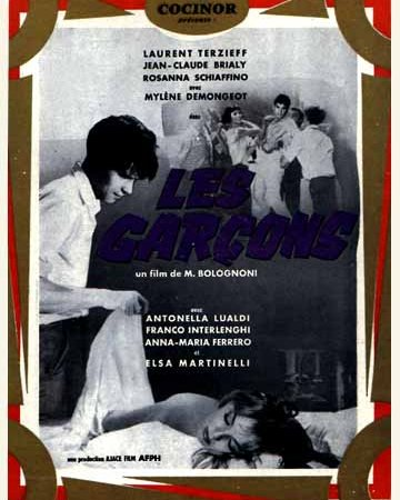 Photo du film : Les garcons