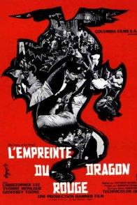 Affiche du film : L'empreinte du dragon rouge