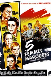background picture for movie Cinq femmes marquees