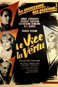 Affiche du film : Le vice et la vertu