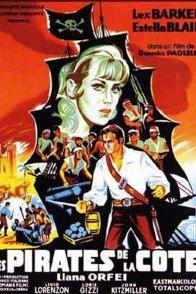 Affiche du film : Les pirates de la cote