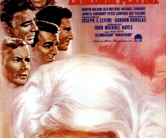 Photo du film : Harlow la blonde platine