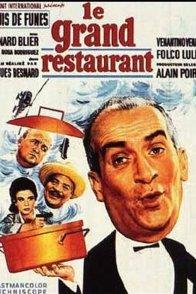 Affiche du film : Le grand restaurant