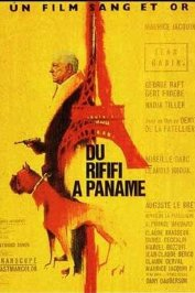 background picture for movie Du rififi a paname