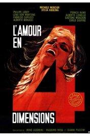 background picture for movie L'amour en quatre dimensions