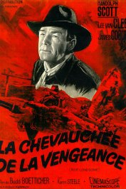 background picture for movie La chevauchee de la vengeance