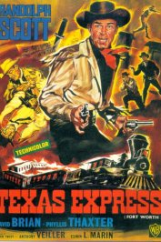 background picture for movie Texas express
