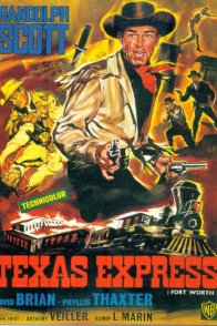 Affiche du film : Texas express