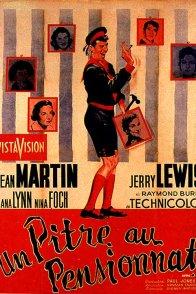 Affiche du film : Un pitre au pensionnat