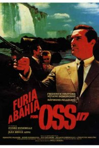 Affiche du film : Furia à Bahia pour OSS 117