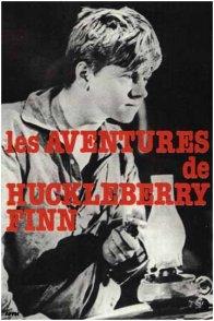 Affiche du film : Les aventures de huckleberry finn