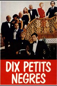 Affiche du film : Dix petits negres