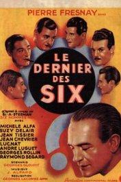 background picture for movie Le dernier des six