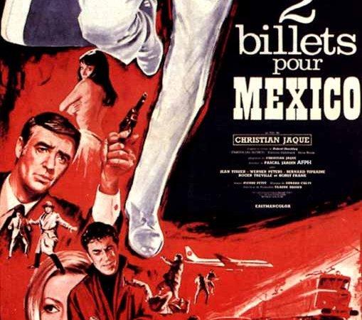 Photo du film : Deux billets pour mexico