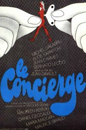 background picture for movie Le concierge