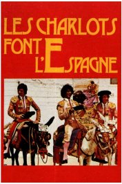 background picture for movie Les charlots font l'espagne