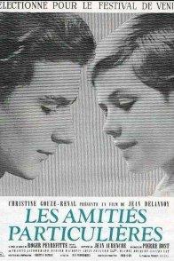Affiche du film : Les amities particulieres